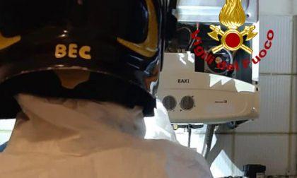 Bracieri utilizzati per riscaldarsi: quattro persone intossicate da monossido di carbonio a Padova – Gallery