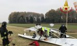 52enne precipita con l'ultraleggero e muore al suo secondo volo