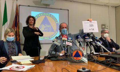 Covid, nuova ordinanza Zaia antiassembramento | +2194 positivi | Dati 24 novembre 2020