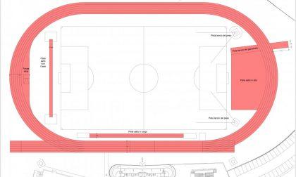 Approvato il progetto definitivo di manutenzione straordinaria della pista di atletica leggera