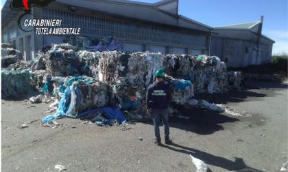 Traffico di rifiuti in Veneto: 300 denunce, sequestrati capannoni anche nel padovano
