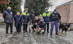 Il corpo della Polizia Locale si è arricchito di due nuove unità cinofile antidroga