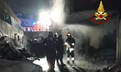 Paura a Villafranca Padovana: auto in fiamme nel seminterrato di un'abitazione – Gallery