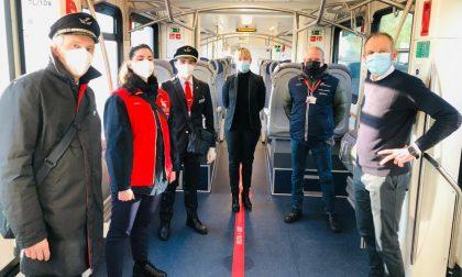 Ferrovie sempre più innovative: attivato il nuovo tratto elettrificatodella Padova - Montebelluna