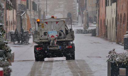 Meteo Veneto, stato di attenzione per forte vento e neve