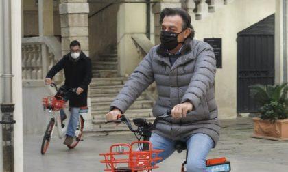 In città 50 nuove biciclette elettriche a pedalata assistita