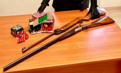 Detenzione abusiva di armi da sparo a Ospedaletto Euganeo, nei guai un 63enne