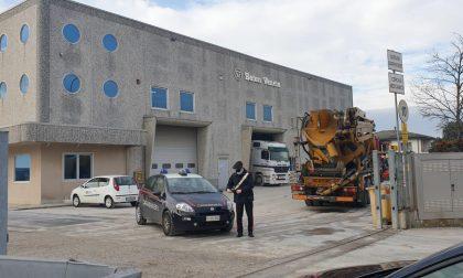 Infortunio sul lavoro a Sant'Elena: operaio schiacciato all'altezza della gabbia toracica