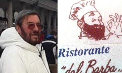 Boara Pisani in lutto: il Covid ha spezzato il sorriso del ristoratore Angelo Barbin