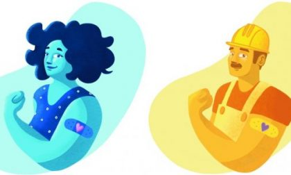 """Campagna vaccinale di massa contro il Covid-19: """"Una scelta di cuore, una scelta per tutti"""""""