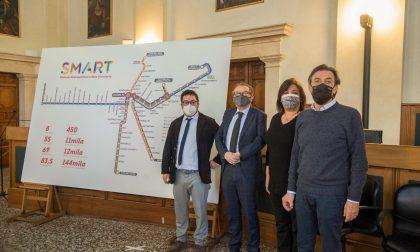 Pronto il progetto Smart, ridurrà fino al 25% il tempo di ingresso in città