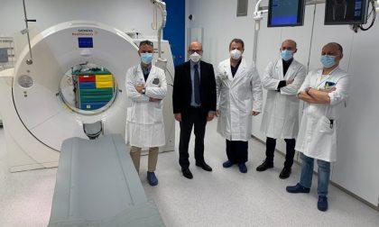 Il Covid non ferma gli investimenti: all'ospedale di Camposampiero una nuova Tac di ultima generazione