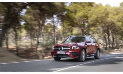Mercedes GLB, fino a sette posti con stile e comfort di marcia
