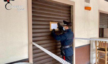 Sorprese 6 persone a consumare bevande e cibo: chiuso bar a Rovolon