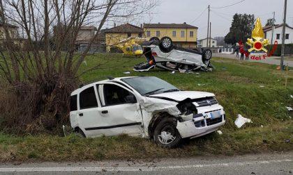 Incidente tra due auto ad Arsego: feriti i due conducenti