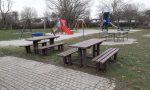 Aree verdi più vivibili a Padova con l'installazione di nove tavoli e relative panchine
