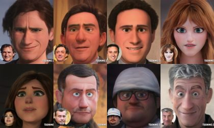 Personaggi famosi di Padova: come sarebbero in versione cartoon