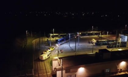 Arrivato dalla Francia il tram per la nuova linea Stazione-Voltabarozzo