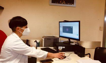 A Piove di Sacco le visite di neurologia ai pazienti si svolgono online con la neuro-telemedicina