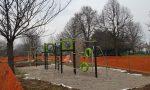 Parco Iris, iniziati i lavori per l'installazione delle nuove aree gioco