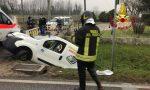 Scontro tra due auto a Montagnana: ferite tre donne