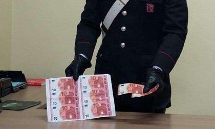 Si reca nell'esercizio che vende kebab e paga con banconote false