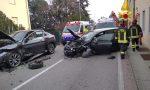 Scontro tra tre vetture a Padova: tre feriti