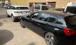 Il video delle auto di lusso sequestrate agli imprenditori cinesi truffaldini