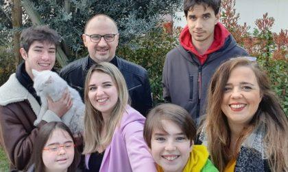 """Festa del Papà 2021, Franco e la carica dei """"sette sotto un tetto"""""""