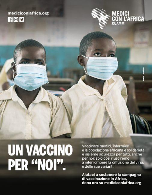 """Covid, l'appello di don Carraro del Cuamm: """"Servono vaccini per medici e operatori sanitari in Africa, aiutateci"""""""