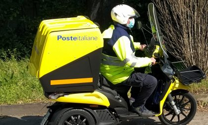 In servizio i nuovi mezzi ecologici di Poste Italiane