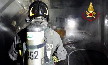 """Il video dell'incendio alla """"Carraro Drive tech"""" di Campodarsego: escluso il dolo"""
