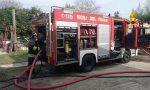 Fiamme in una scuola di Grantorto, intervenuti i vigili del fuoco