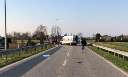 Travolta e uccisa mentre attraversa a Villafranca Padovana: addio a Bruna Fanton