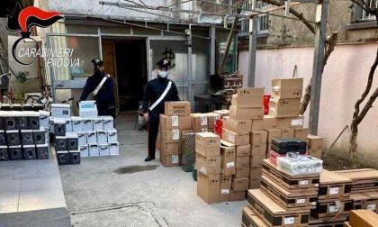 Ecco il video e le foto della banda di moldavi che razziava aziende e magazzini