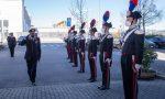 """Saluto di commiato al Comandante Interregionale Carabinieri """"Vittorio Veneto"""""""