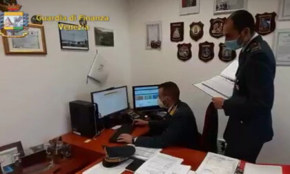 Maxi frode fiscale internazionale: perquisizioni in provincia di Padova