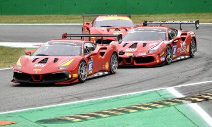 Show Ferrari Challenge a Monza: tutte le foto (e i crash) per gli appassionati