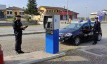 Borgo Veneto, colpo fallito alla colonnina del distributore: ladri in fuga  a mani vuote