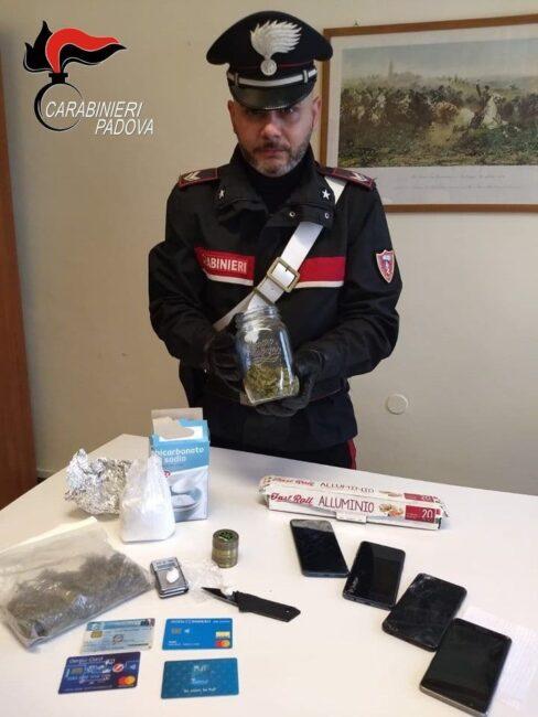 """""""Vado al centro medico"""", ma torna a casa """"imbottito"""" di droga: arrestato"""