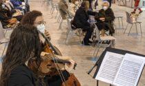 Vaccinarsi a Padova è... tutta un'altra musica