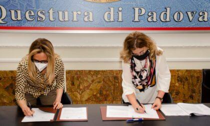 Firmato a Padova il protocollo d'intesa per tutelare le vittime di violenza di genere