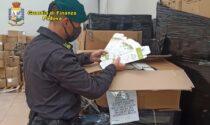 Sequestrate 113mila mascherine illegali destinate ai bambini: erano custodite in zona industriale a Padova