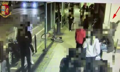 """Il video che ha incastrato il folle """"tiratore"""" di riviera Tito Livio"""