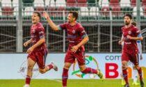 Cittadella, il sogno Serie A continua: lunedì la semifinale di andata contro il Monza