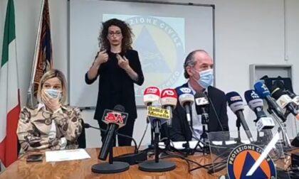 """Covid, Zaia: """"Veneto in zona bianca dal 7 di giugno""""   +255 positivi   Dati 26 maggio 2021"""