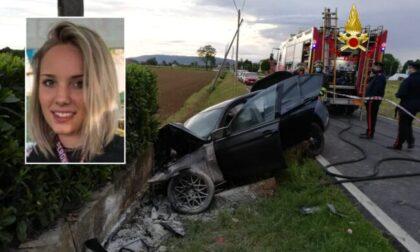 Mortale Camisano: addio alla 25enne padovana Claudia Cherobin
