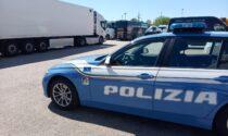 Taroccava il cronotachigrafo del camion per correre di più: autista stangato