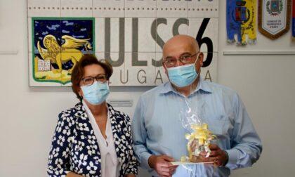"""La dottoressa Mariangela Michieli va in pensione, """"veterana"""" della farmacia ospedaliera"""