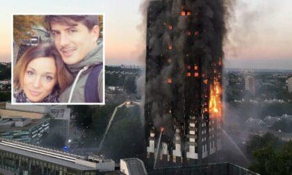 Quattro anni senza Gloria e Marco, vittime venete della Grenfell Tower costruita con materiali scadenti